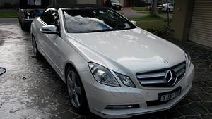 Mercedes E250 Paint protection by Melbourne Mobile Detailing Paint Protection Melbourne image 2
