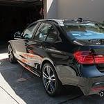 BMW 328i M series, paint protection Melbourne Paint Protection Melbourne image 10