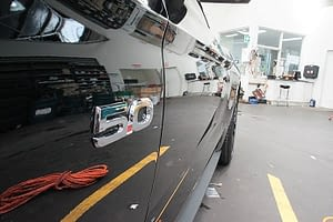 Ford Mustang wearing Cquartz finest paint protection in Melbourne Paint Protection Melbourne image 5