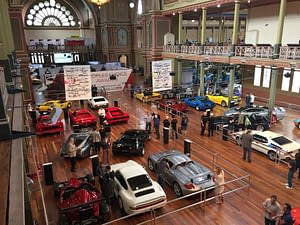 MotorClassica Event 2015 and its show grounds by Melbourne Mobile Detailing Paint Protection Melbourne image 20