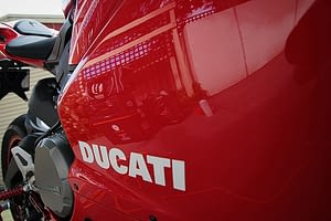 Ducati 899 Panigale exterior paint protection in Melbourne Paint Protection Melbourne image 3