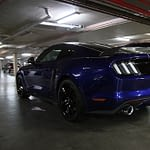 Ford Mustang paint protection in Melbourne