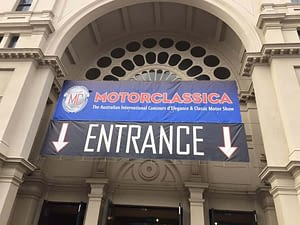 MotorClassica Event 2015 and its show grounds by Melbourne Mobile Detailing Paint Protection Melbourne image 2