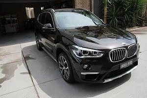 BMW X1 car paint protection melbourne Paint Protection Melbourne image 3