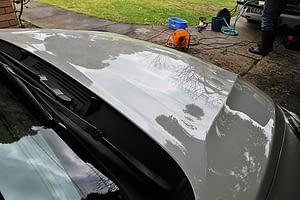 Subaru Impreza in white with paint protection in Melbourne Paint Protection Melbourne image 7