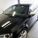 Audi S3 in black with Cquartz finest paint protection Melbourne Paint Protection Melbourne image 16