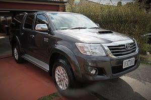 Toyota Hilux premium paint protection melbourne Paint Protection Melbourne image 3