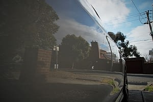 Volkswagen Golf R in White - paint protection melbourne Paint Protection Melbourne image 3