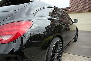 Mercedes Benz CLA45 AMG, Cquartz Finest paint protection Melbourne Paint Protection Melbourne image 14
