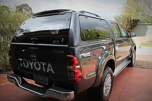 Toyota Hilux premium paint protection melbourne Paint Protection Melbourne image 4