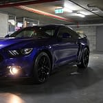 Ford Mustang wearing Cquartz finest paint protection in Melbourne Paint Protection Melbourne image 32