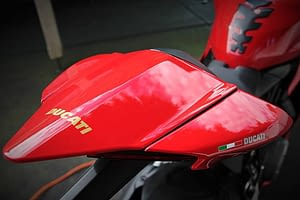 Ducati 899 Panigale exterior paint protection in Melbourne Paint Protection Melbourne image 5