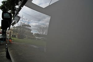 Subaru Impreza in white with paint protection in Melbourne Paint Protection Melbourne image 3