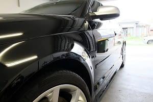 Audi S3 paint protection melbourne